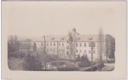ALLEMAGNE -GERMANY -GERMANIA - DEUTSCHLAND - CARTE PHOTO KOBLENZ - COBLENCE - BATIMENT MILITAIRE DE STAGE PAVILLON 5 - Koblenz