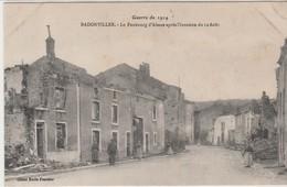 BADONVILLER - Autres Communes