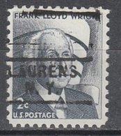 USA Precancel Vorausentwertung Preo, Locals New York, Laurens 729 - Vereinigte Staaten