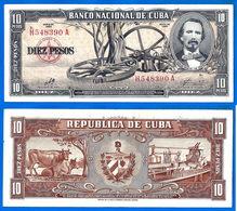 Cuba 10 Pesos 1960 Signature Che Guevara Que Prix + Port Peso Centavos Centavo Caraibe Paypal Bitcoin - Cuba