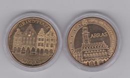 Arras Hotel De Ville Et Beffroi 2013+ Arras Grand Place 2014 CAN - Monnaie De Paris