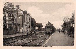 ST Etienne De St Geoirs La Gare PLM - France