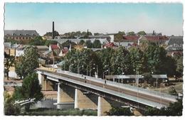 CPSM - ORLEANS - Le Pont Joffre - Vue Générale - Orleans