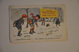 POULBOT Talon Bergounan Le Gaulois CLERMONT FERRAND - Poulbot, F.