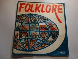 Album Panini 1972 En Bon état - Folklore - Incomplet. - Edition Française
