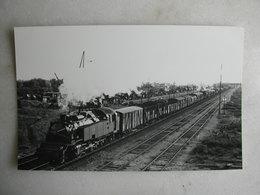 PHOTO Fenino - Train - Valenton - 1951 - Trains