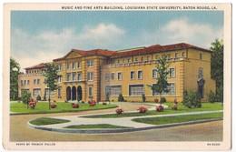 Music And Fine Arts Building - Baton Rouge /P29/ - Baton Rouge
