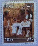 EGYPT - 2002- Scene From The 20th Dynasty (Egypte) (Egitto) (Ägypten) (Egipto) (Egypten) - Usati