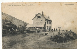 Allos Col Vallée Ubaye - Francia
