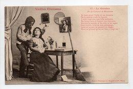 - CPA BERGERET (illustrateurs) - Vieilles Chansons - Le Grenier - Edition Bergeret N° 17 - - Bergeret