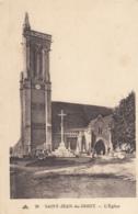 CPA - St Jean Du Doigt - L'église - Saint-Jean-du-Doigt