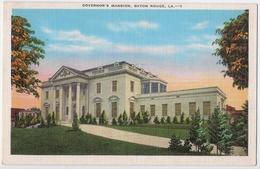 Governor's Mansion - Baton Rouge /P29/ - Baton Rouge