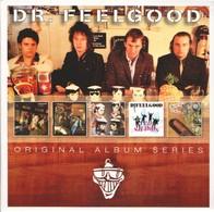 DR. FEELGOOD - Original Album Series - 5 CD - Rock