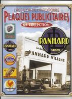 Panhard Histoire De La Marque Publicité / Voiture Auto Car - Voitures