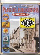 Huile Yacco Histoire De La Marque Publicité / Voiture Auto Car - Voitures