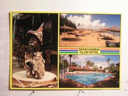 Mansong - Sénégambia Club Hotel - Gambie