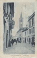 BUSTO ARSIZIO - (VARESE) - VIA MILANO - VIAGGIATA 1919 - Varese