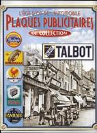 Talbot Histoire De La Marque Publicité / Voiture Auto Car - Voitures