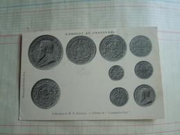 L ARGENT AU TRANSVAAL - Monete (rappresentazioni)