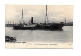 CPA  Le Tarn De La Compagnie Générale Transatlantique - Steamers