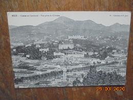 Nice. Cimiez Et Carabacel. Vue Prise Du Chateau. RCP 16 - Mehransichten, Panoramakarten
