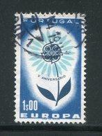 PORTUGAL- Y&T N°944- Oblitéré (Europa) - Europa-CEPT