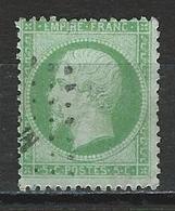 Frankreich Yv 20, Mi 19 Obl. - 1862 Napoléon III