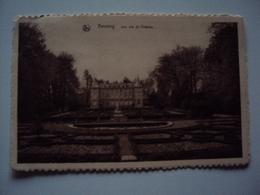 Anvaing  Une Vue Du Château - Frasnes-lez-Anvaing
