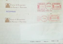 Italy, Bank - Meter Cancel - CRPP - Fabbriche E Imprese