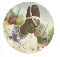*LA VACHE QUI RIT - CONGO BELGE* 205 *   Epouse Du Mwami Du Ruanda - Chromos