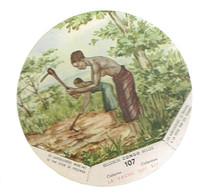 *LA VACHE QUI RIT - CONGO BELGE* 107 *  Les Agriculteurs Le Travail à La Houe Par Les Femmes - Autres