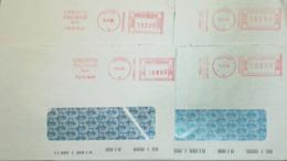 Italy, Bank - Meter Cancel - C.I. - Fabbriche E Imprese