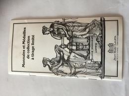 6 Livrets Monnaies Et Médailles JM LALETA - Libros, Revistas, Cómics