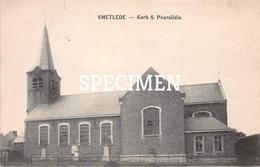 Kerk S. Pharaïldis - Smetlede - Lede