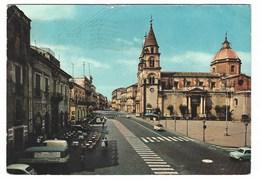 4980 - ACIREALE STAZIONE DI CURA PIAZZA DUOMO 1965 - Acireale