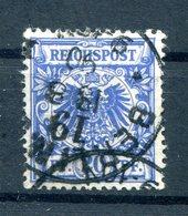 DR-Pfennigzeit 48aa FARBE   Gest. BPP 90EUR (H1836 - Deutschland