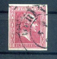 Preussen 10b FARBE !! Gest. (H3141 - Preussen