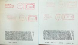 Italy, Bank - Meter Cancel - BPL - Fabbriche E Imprese