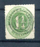 Schleswig-H. 13 Tadellos Gest. 70EUR (H3255 - Schleswig-Holstein