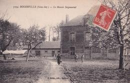 - 76 - ROGERVILLE : Le Manoir Seigneurial - France