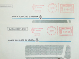 Italy, Bank - Meter Cancel - BPN - Fabbriche E Imprese