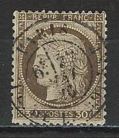 Frankreich Yv 56, Mi 54 Obl. - 1871-1875 Cérès