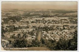 C.P.  PICCOLA    BERN   V. HOTEL  GURTEN  AUS  GESEHEN      2 SCAN    (VIAGGIATA) - BE Berne