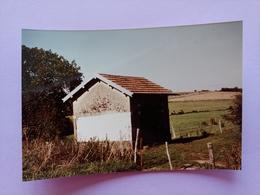 Photo De La Halte De Vauconcourt Sept 1983 Haute Saône Franche Comté - Frankreich