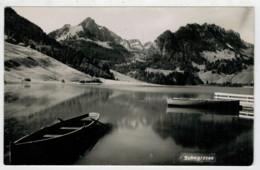 C.P.  PICCOLA    SCHWARZSEE     HOTEL  RESTAURANT  GYPSERA      2 SCAN    (VIAGGIATA) - FR Fribourg