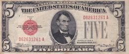 5  DOLLAR  1928B - Biglietti Degli Stati Uniti (1928-1953)