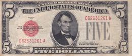 5  DOLLAR  1928B - Billets Des États-Unis (1928-1953)
