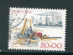 PORTUGAL- Y&T N°1372- Oblitéré - 1910-... République