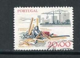 PORTUGAL- Y&T N°1372a)- Oblitéré - 1910-... République