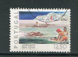 PORTUGAL- Y&T N°1389- Oblitéré - 1910-... République